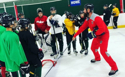 Hockey co coaching